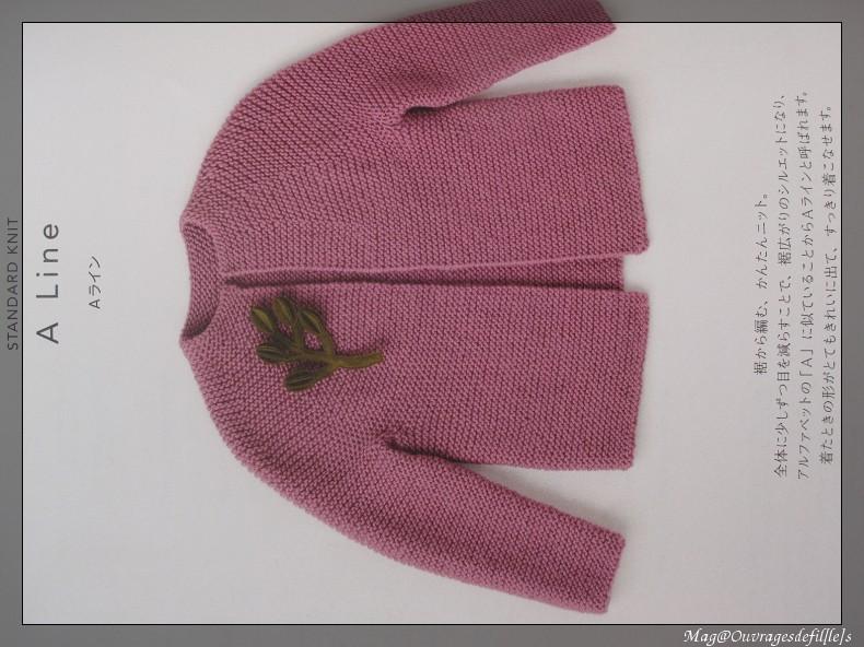 Mot cl tricot japonais ouvrages de fil le s - Changer de pelote tricot ...